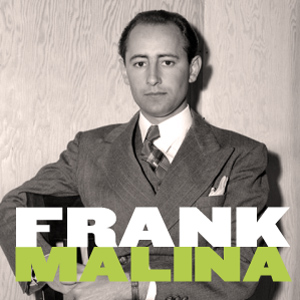 Frank Malina : Ideas about Art and Science and Art and Technology