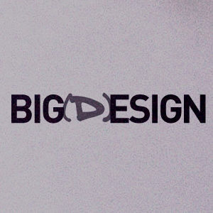 Thoughts on Big Design art
